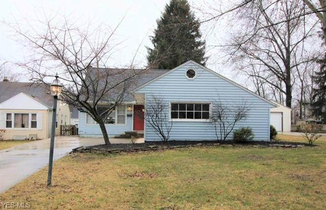 1938 Kingsley Avenue, Akron, OH 44313 (MLS #4171076) :: RE/MAX Trends Realty