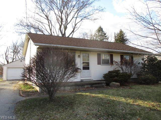 534 Sunset Drive, Hubbard, OH 44425 (MLS #4171086) :: RE/MAX Trends Realty
