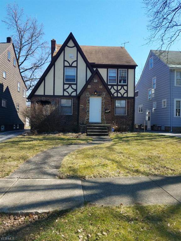 1303 Winston Road, South Euclid, OH 44121 (MLS #4171705) :: RE/MAX Trends Realty