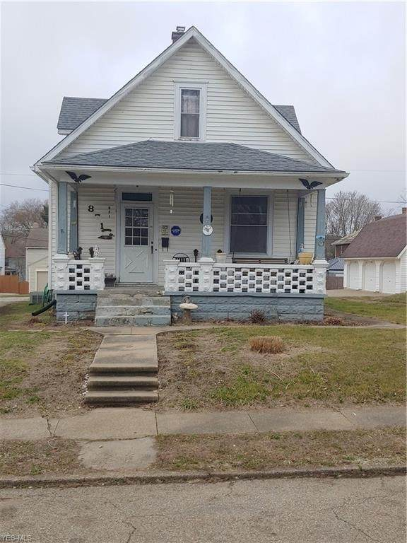 871 Homewood Avenue, Zanesville, OH 43701 (MLS #4172663) :: RE/MAX Trends Realty