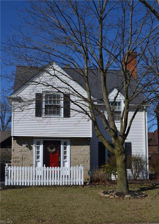 2464 Channing Road, University Heights, OH 44118 (MLS #4173621) :: RE/MAX Trends Realty