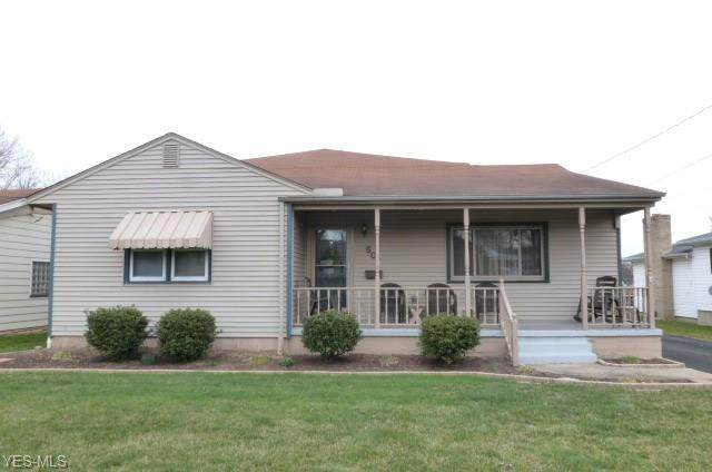 507 Edison Street, Struthers, OH 44471 (MLS #4175502) :: Tammy Grogan and Associates at Cutler Real Estate