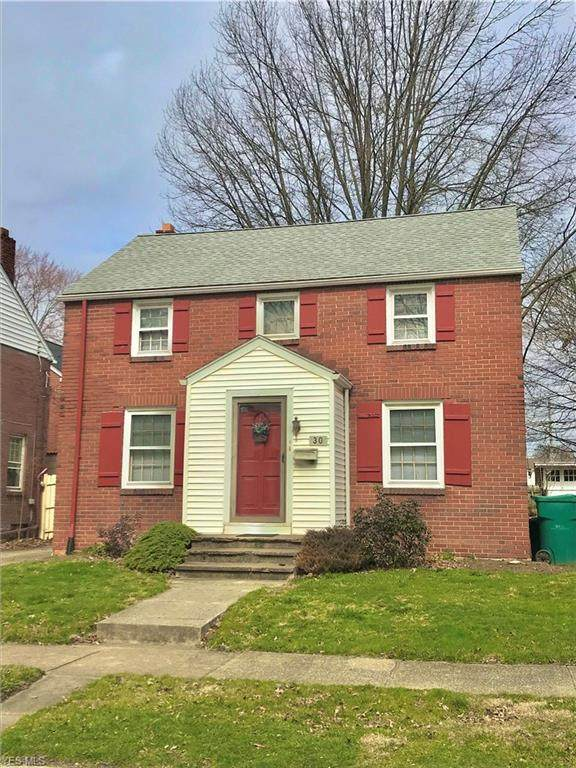 30 Union Street, Columbiana, OH 44408 (MLS #4175830) :: Tammy Grogan and Associates at Cutler Real Estate