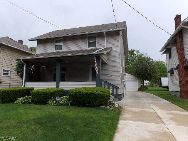 224 S Hazelwood Avenue, Youngstown, OH 44509 (MLS #4177531) :: RE/MAX Valley Real Estate
