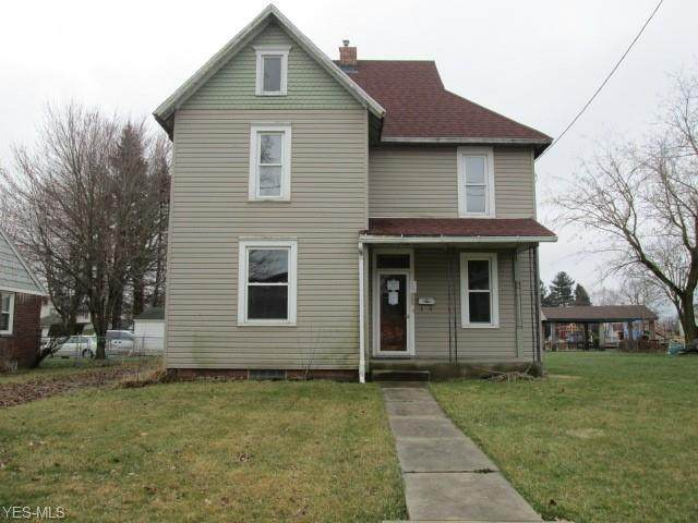 726 E Gorgas Street, Louisville, OH 44641 (MLS #4177807) :: RE/MAX Edge Realty