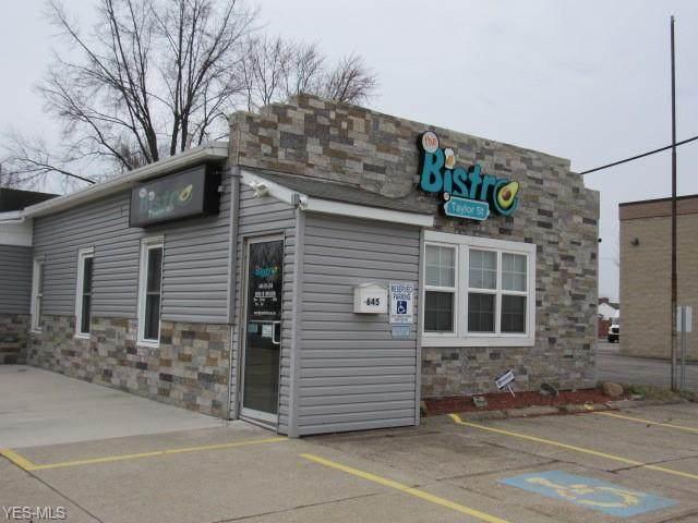 645 Taylor Street, Elyria, OH 44035 (MLS #4177842) :: The Crockett Team, Howard Hanna