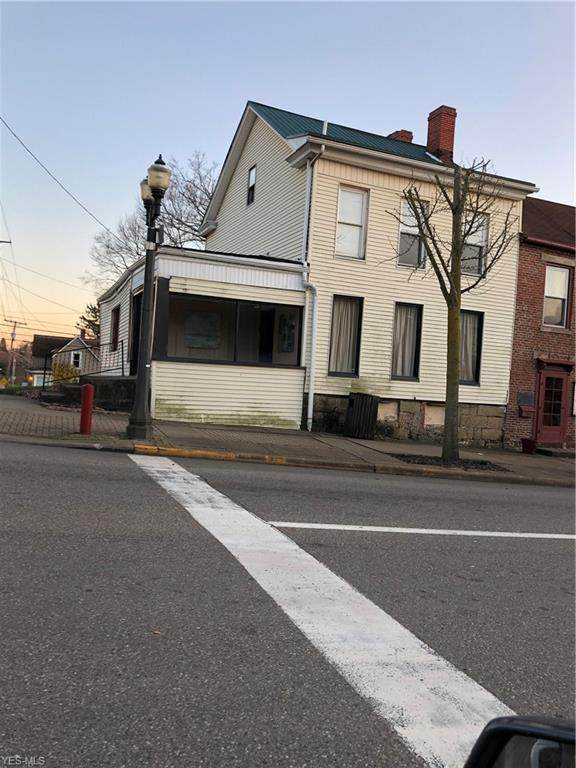 166 E Main Street, St. Clairsville, OH 43950 (MLS #4178038) :: The Crockett Team, Howard Hanna