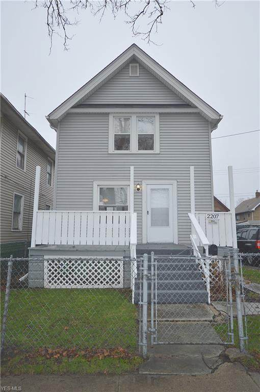 2207 W 106th, Cleveland, OH 44102 (MLS #4178420) :: RE/MAX Valley Real Estate