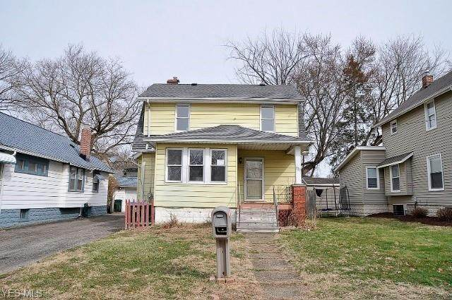 721 Albemarle Avenue, Cuyahoga Falls, OH 44221 (MLS #4178874) :: RE/MAX Valley Real Estate