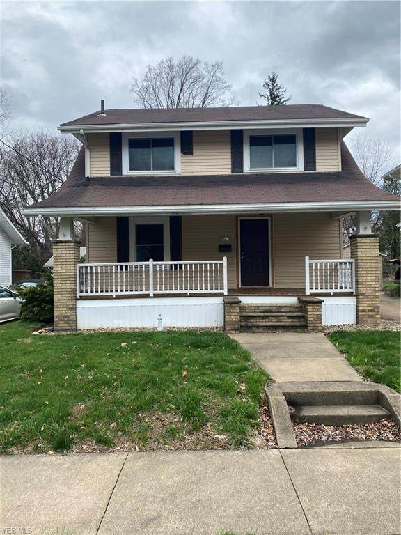 1429 17th Street NW, Canton, OH 44703 (MLS #4179155) :: RE/MAX Trends Realty