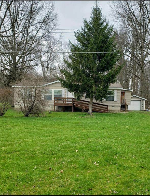 10035 Silica Sand Road, Garrettsville, OH 44231 (MLS #4179240) :: RE/MAX Trends Realty