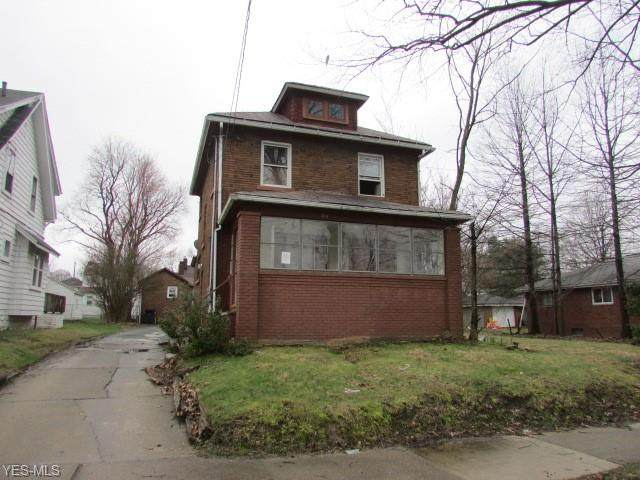474 Stanton Avenue, Akron, OH 44301 (MLS #4179536) :: RE/MAX Edge Realty