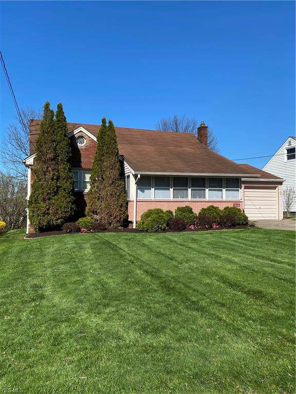 166 Struthers-Liberty, Campbell, OH 44405 (MLS #4179711) :: RE/MAX Edge Realty