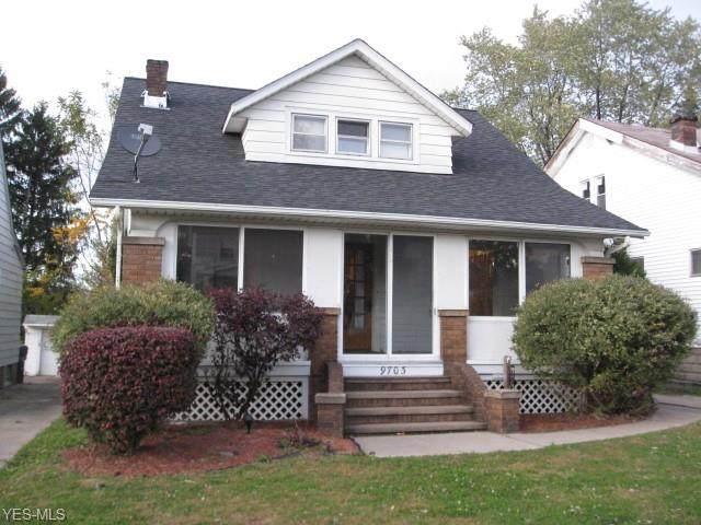 9703 Plymouth Avenue, Garfield Heights, OH 44125 (MLS #4179869) :: The Crockett Team, Howard Hanna