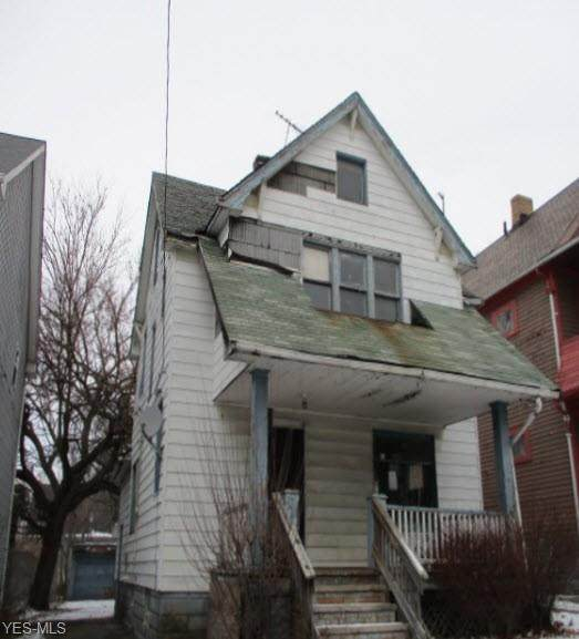 10601 Mount Auburn Avenue, Cleveland, OH 44104 (MLS #4180137) :: RE/MAX Valley Real Estate