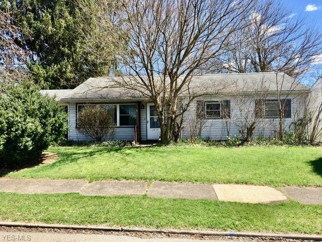 2416 Gridley Avenue NE, Canton, OH 44705 (MLS #4180337) :: Tammy Grogan and Associates at Cutler Real Estate
