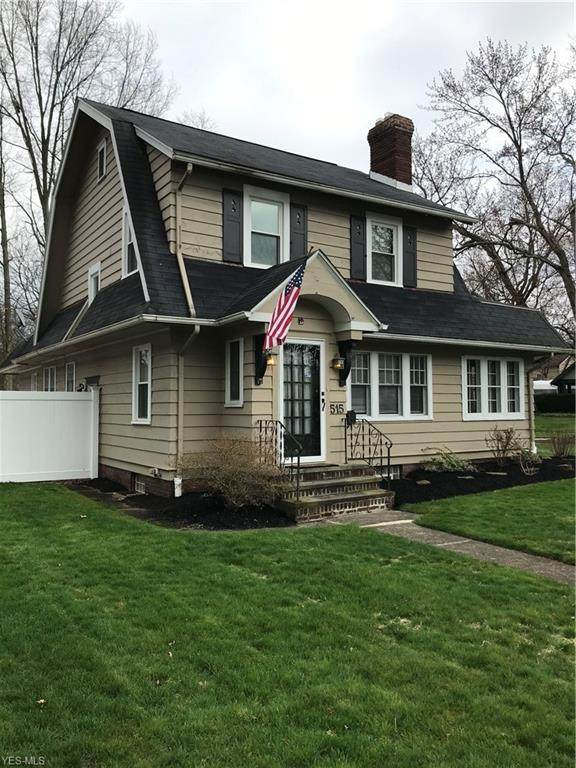 515 Orlando Avenue, Akron, OH 44320 (MLS #4180466) :: RE/MAX Trends Realty
