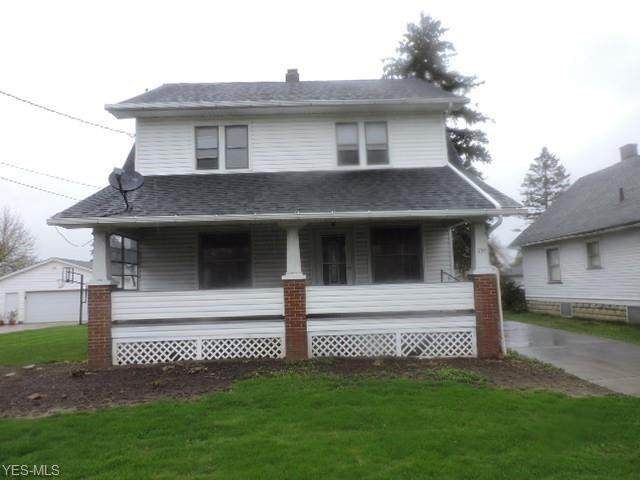 159 Wilson Street, Struthers, OH 44471 (MLS #4181414) :: RE/MAX Valley Real Estate