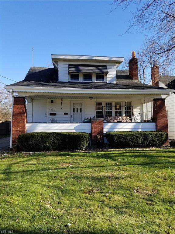 4331 Southern Boulevard, Boardman, OH 44512 (MLS #4182649) :: RE/MAX Valley Real Estate