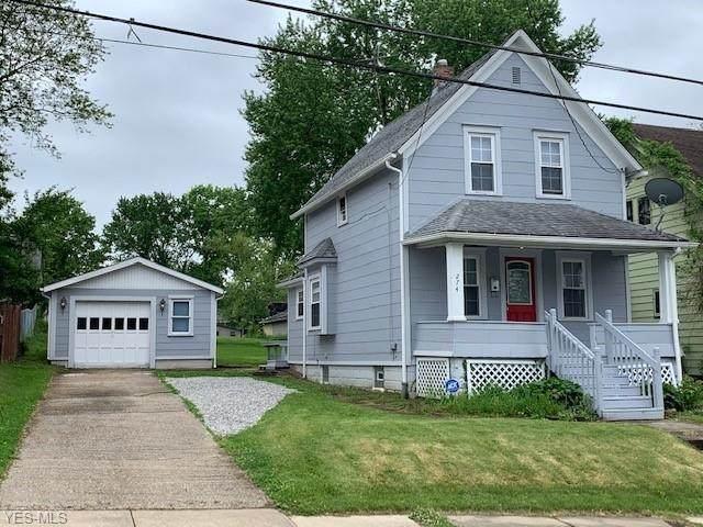 274 E Lake Avenue, Barberton, OH 44203 (MLS #4183730) :: RE/MAX Edge Realty