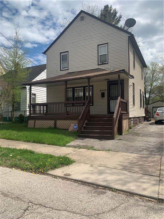 9502 Anderson, Cleveland, OH 44105 (MLS #4184085) :: The Holden Agency