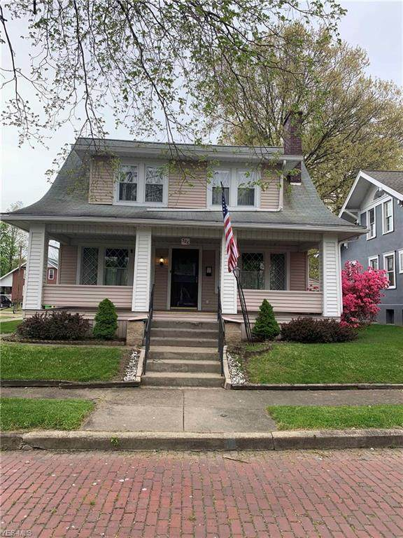 326 N 13th Street, Coshocton, OH 43812 (MLS #4186225) :: RE/MAX Valley Real Estate