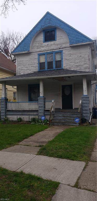 713 E 92nd Street, Cleveland, OH 44108 (MLS #4187721) :: Tammy Grogan and Associates at Cutler Real Estate
