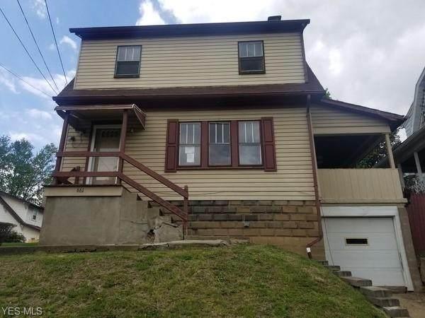 661 Arden Avenue, Steubenville, OH 43952 (MLS #4188119) :: The Crockett Team, Howard Hanna