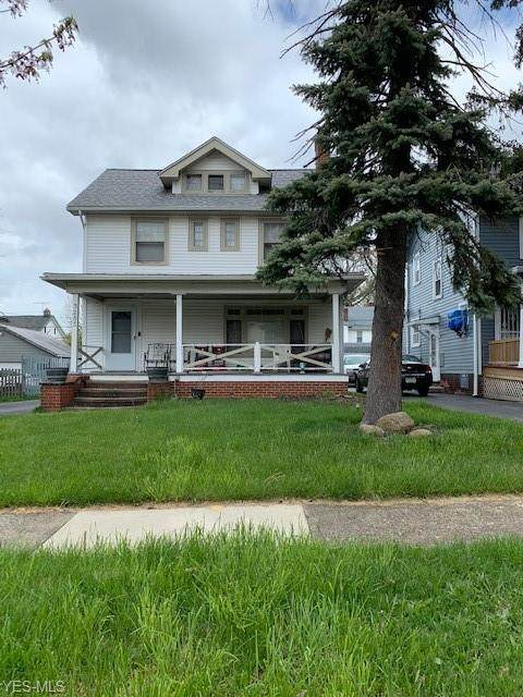 3285 Tullamore Road, Cleveland Heights, OH 44118 (MLS #4188179) :: RE/MAX Valley Real Estate