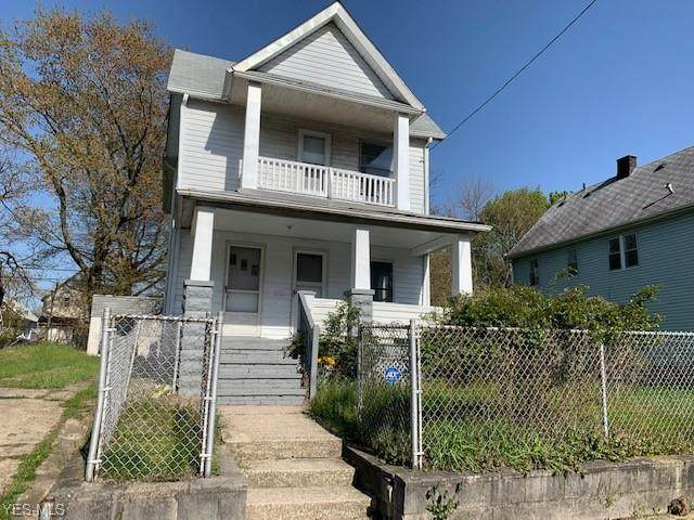 719 E 127th Street, Cleveland, OH 44108 (MLS #4188267) :: Tammy Grogan and Associates at Cutler Real Estate