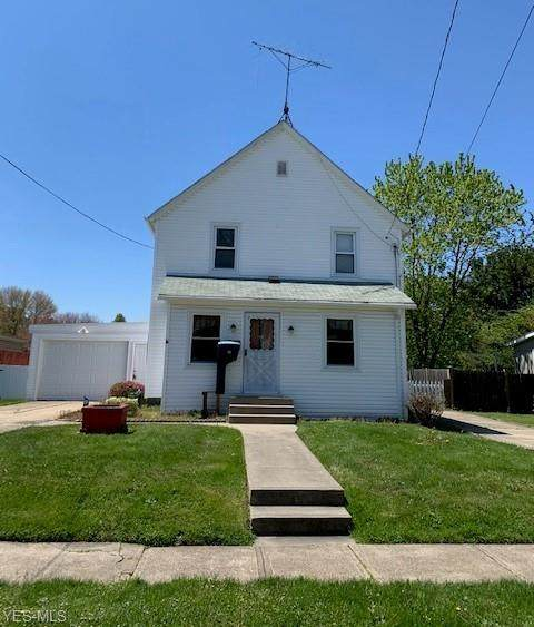 86 Fenton Avenue, Mogadore, OH 44260 (MLS #4188532) :: RE/MAX Above Expectations
