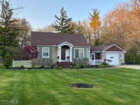 8574 Cedar Road, Chesterland, OH 44026 (MLS #4188744) :: The Holly Ritchie Team