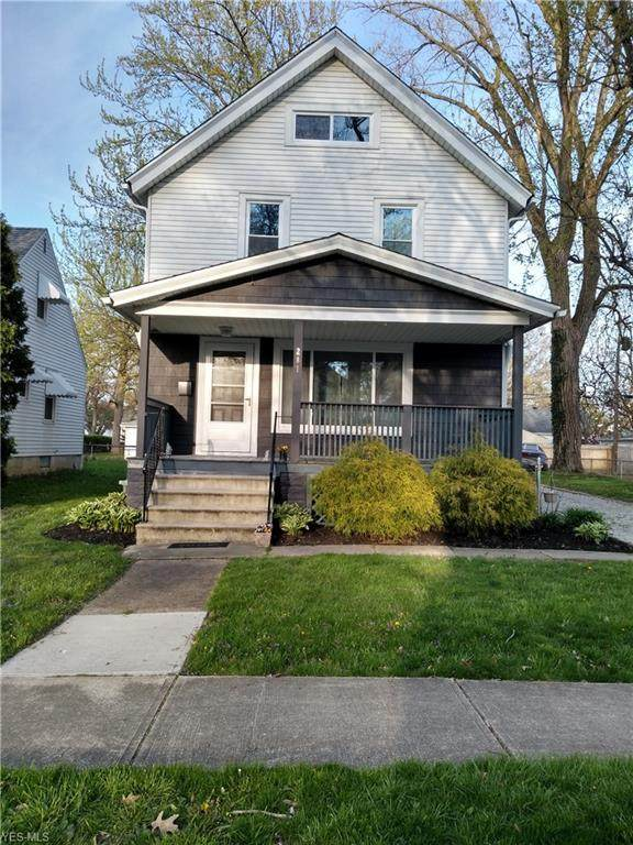 281 Pasadena Avenue, Elyria, OH 44035 (MLS #4188770) :: The Crockett Team, Howard Hanna
