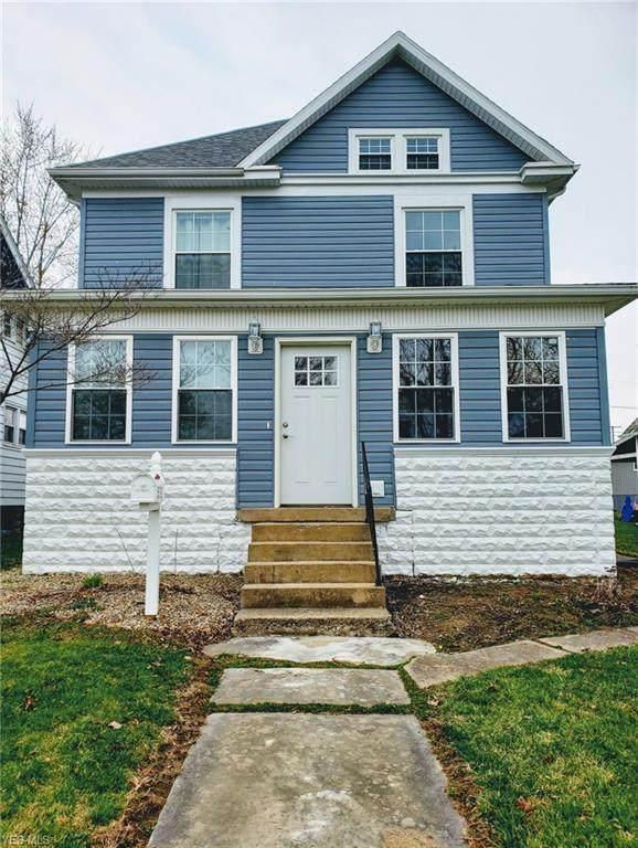 532 Park Street, Willard, OH 44890 (MLS #4188887) :: The Holden Agency