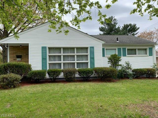 1834 Guss Avenue, Akron, OH 44312 (MLS #4189153) :: RE/MAX Above Expectations