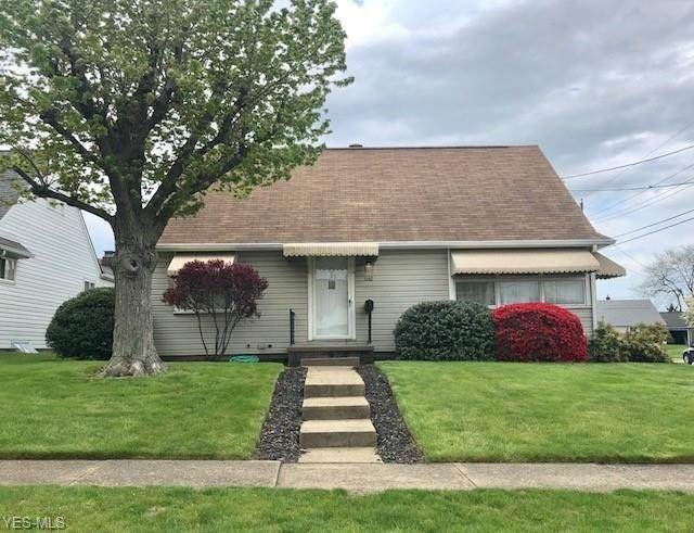 1162 Valleyview Avenue SW, Canton, OH 44710 (MLS #4189682) :: Tammy Grogan and Associates at Cutler Real Estate