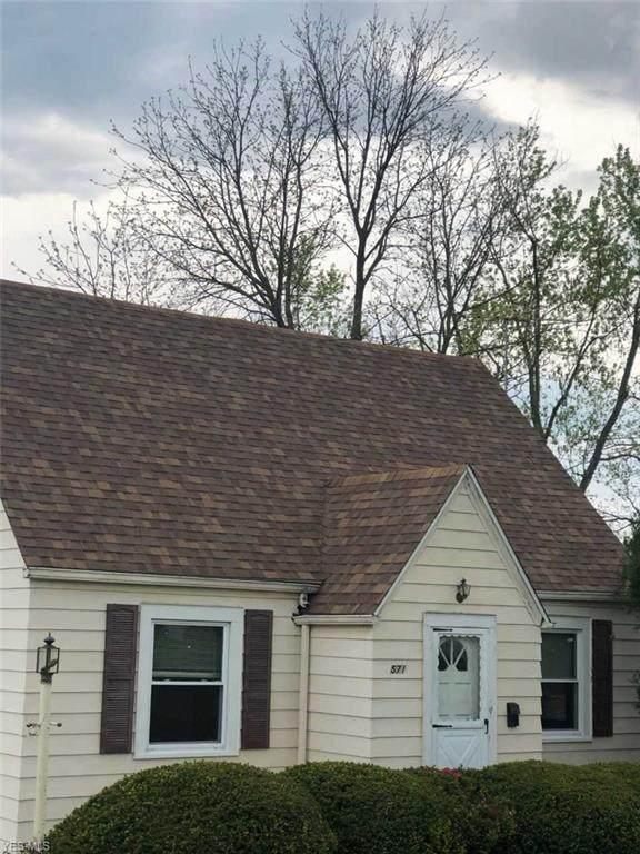 571 Hyatt Avenue, Campbell, OH 44405 (MLS #4189701) :: Tammy Grogan and Associates at Cutler Real Estate