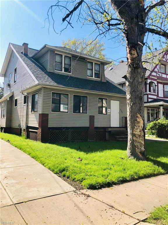 2140 W 101st Street, Cleveland, OH 44102 (MLS #4189709) :: RE/MAX Valley Real Estate