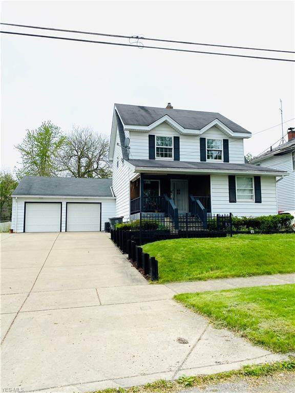 146 Manchester Avenue, Youngstown, OH 44509 (MLS #4189968) :: Keller Williams Chervenic Realty
