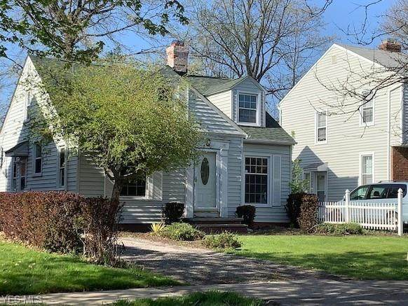 3801 Bainbridge Road, Cleveland Heights, OH 44118 (MLS #4190059) :: RE/MAX Valley Real Estate