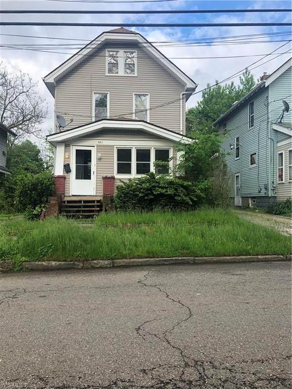 871 Raymond Street, Akron, OH 44307 (MLS #4190149) :: The Crockett Team, Howard Hanna