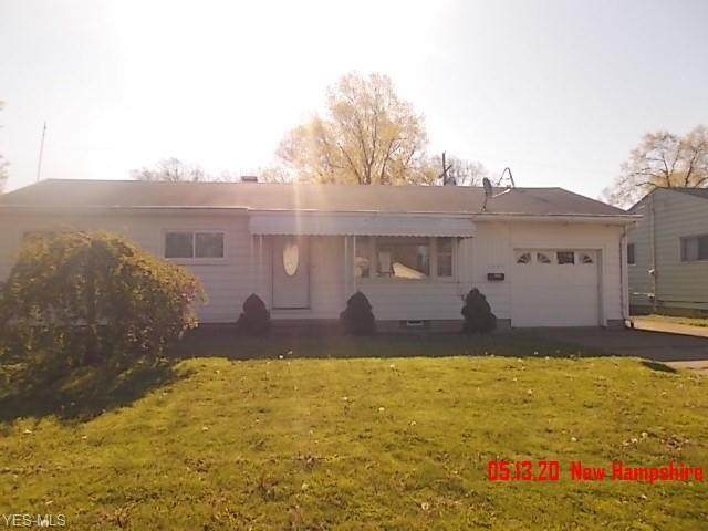 1351 New Hampshire Avenue, Lorain, OH 44052 (MLS #4190289) :: RE/MAX Valley Real Estate