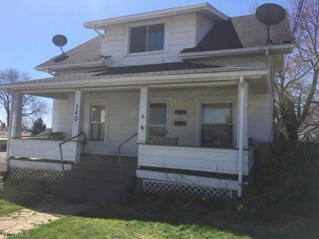 140 Elmwood Avenue, Barberton, OH 44203 (MLS #4190396) :: RE/MAX Valley Real Estate