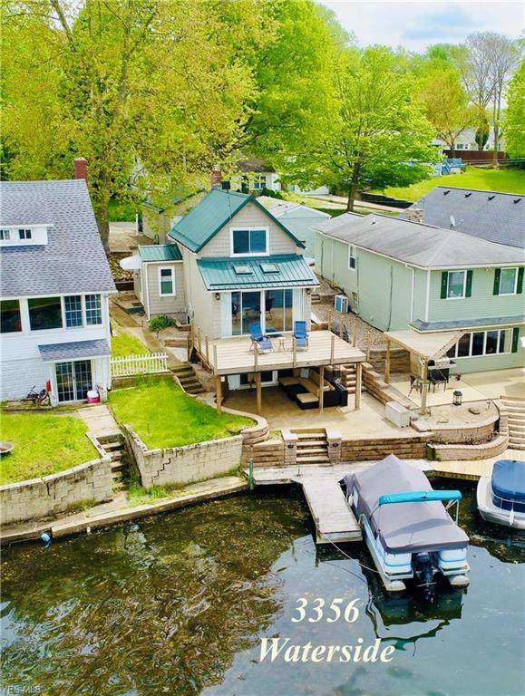 3356 Waterside Drive, Akron, OH 44319 (MLS #4190603) :: The Holden Agency
