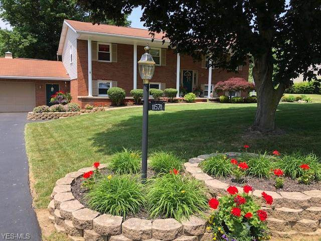 11571 Garden Lane Avenue NW, Uniontown, OH 44685 (MLS #4190620) :: RE/MAX Trends Realty