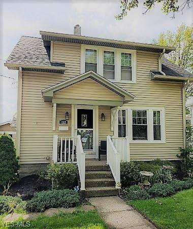 152 Summit Street, Wadsworth, OH 44281 (MLS #4190656) :: The Holden Agency