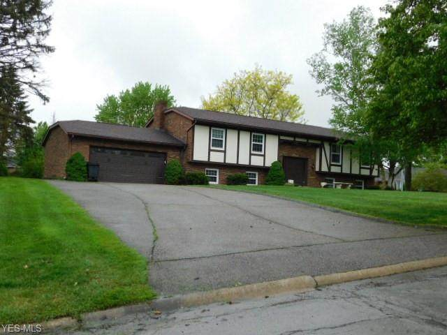 4501 Scioto Drive, Steubenville, OH 43953 (MLS #4190800) :: The Holden Agency