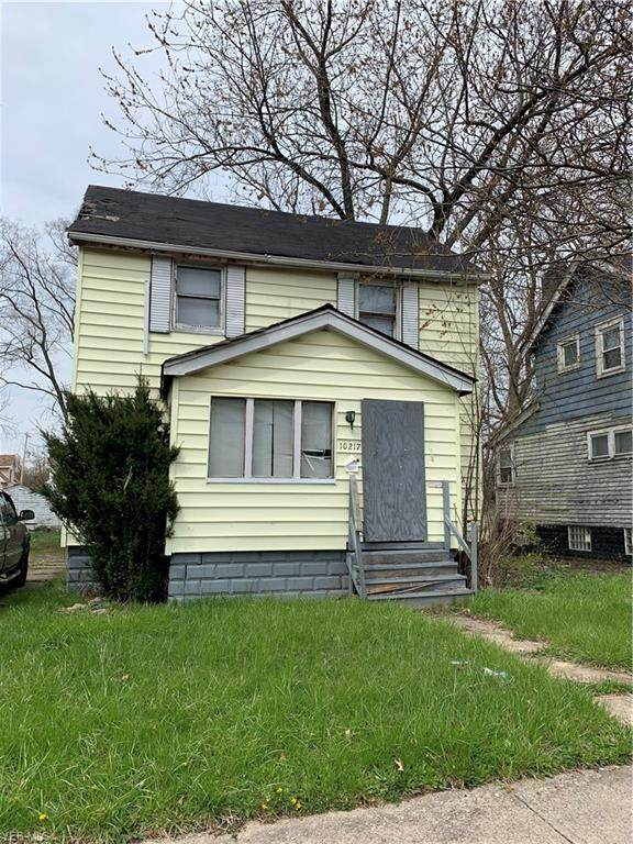 10217 Nelson Avenue, Cleveland, OH 44105 (MLS #4190937) :: RE/MAX Valley Real Estate