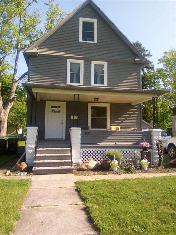 108 Cornell Avenue, Elyria, OH 44035 (MLS #4190951) :: RE/MAX Valley Real Estate