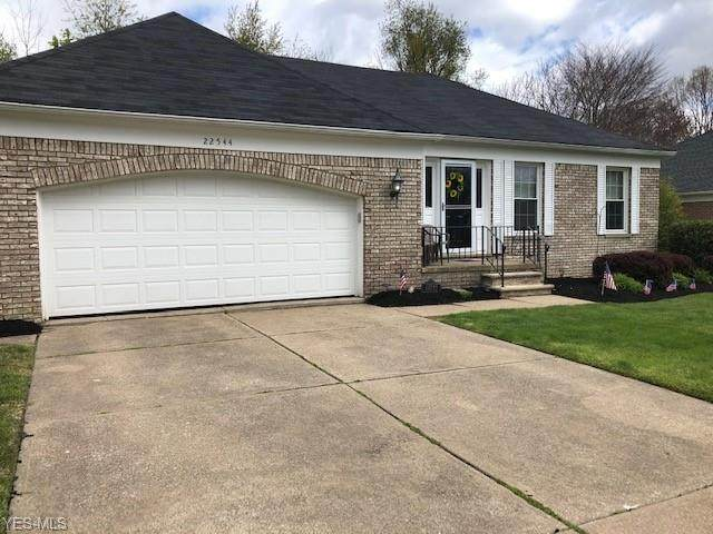 22544 Sunnyhill Drive, Rocky River, OH 44116 (MLS #4191348) :: RE/MAX Above Expectations